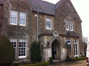 Swindon Stone Cleaning, Manor House